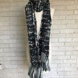 Handmade Winter scarf by Rising Tide